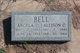 Allison C. Bell