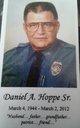 Profile photo:  Daniel Arthur Hoppe, Sr