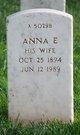 Profile photo:  Anna E Trowbridge