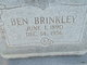 Profile photo:  Ben Brinkley