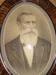 """Profile photo:  William George """"Button"""" Bowen"""