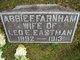 Profile photo:  Abbie F <I>Farnham</I> Eastman