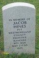 Jacob Hines