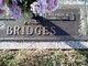Profile photo:  Mildred Marilyn <I>Waddell</I> Bridges