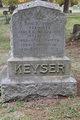 Jane E. <I>Kling</I> Keyser