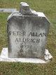 Peter Allan Aldrich