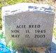 Profile photo:  Acie Reed