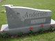 Profile photo:  Alton M. Andersen