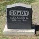 Profile photo:  Alexander K. Coady