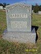 Clara Bell <I>Eaker</I> Barrett