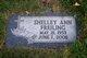 Profile photo:  Shelley Ann <I>Freiling</I> Anderson