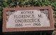 Profile photo:  Florence <I>Banning</I> Ondrozeck