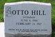Otto Hill