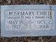 Rosemary Child