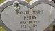 Panzie Marie <I>Collins</I> Perry