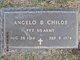 Pvt Angelo B Childs