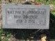 William W. Arbogast