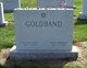 Profile photo:  Helen <I>Horowitz</I> Goldband