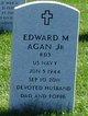 Profile photo:  Edward M. Agan, Jr
