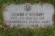 Pvt James Polk Knight