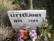 Profile photo:  Littlejohn