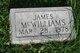 James McWilliams