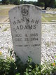 Hannah Adams