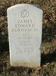 Profile photo:  James Edward Durham, Sr