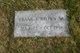 Profile photo:  Frank Edward Brown, Sr
