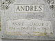 Profile photo:  Annie <I>Doerksen</I> Andres