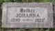"""Profile photo:  Johanna """"Hannah"""" <I>Kirchner</I> Amundson"""