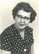 "Profile photo:  Ruth Octavia Johanna ""Little Grandma"" <I>Flunker</I> Ballard"
