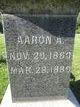 Aaron A. Robuck