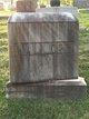 """Harriett Elizabeth """"Hattie"""" <I>Mallory</I> Walker"""