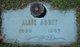 Profile photo:  Allie Maude <I>Friend</I> Abbey