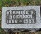 Hermine Louisa <I>Sonnenberg</I> Boerner