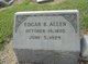 Edgar B Allen