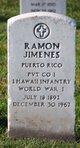 Profile photo:  Ramon Jimenes