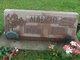 Matilda E <I>Bard</I> Albright