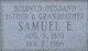 Profile photo:  Samuel Edward Aaronson