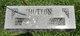 Daisy Maude <I>Pruitt</I> Hutton
