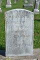 Profile photo:  Araminta <I>Morgan</I> Wright