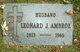 Profile photo:  Leonard J Ambroe