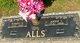 Profile photo:  Annie Inez <I>Trimble</I> Alls