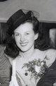 "Profile photo:  Maxine Laurena ""Mickey"" <I>Rogers</I> Hall"