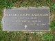 Bernard Ralph Anderson