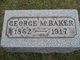 George M. Baker