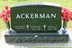 Ferdinand A. Ackerman