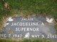 "Profile photo:  Jacqueline A ""Jackie"" <I>Skala</I> Supernor"