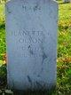 Jeanette Ann <I>Asher</I> Olson